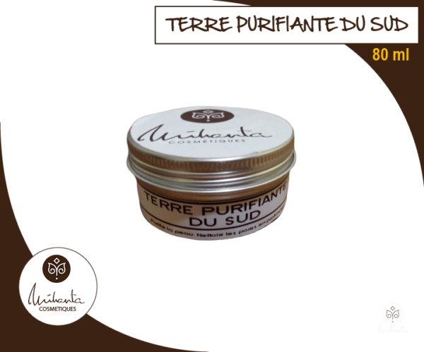 terre purifiante du sud - 80ml