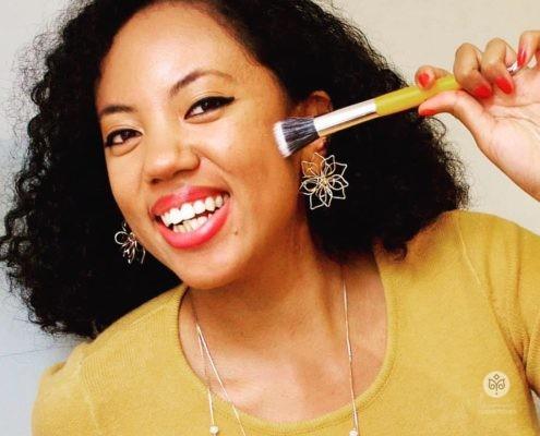 Jade Freslon de belledemain.fr a testé les produits mihanta cosmetiques