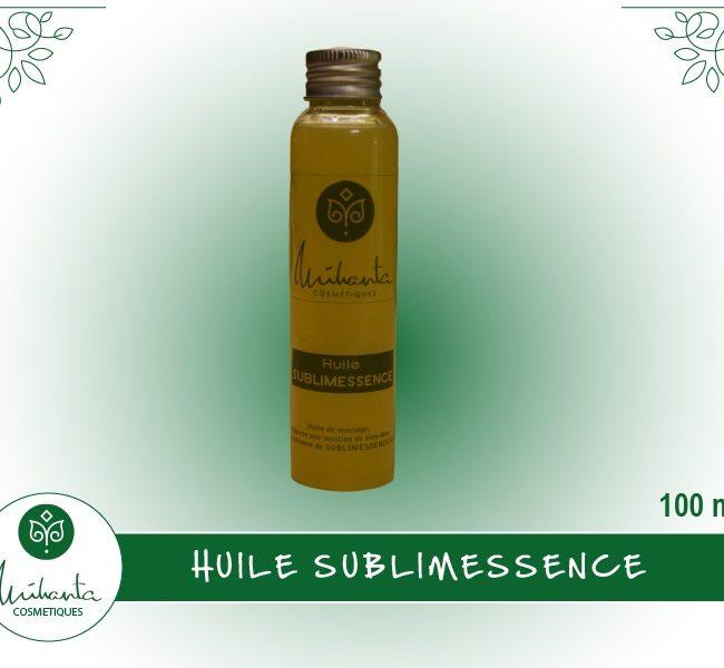 HUILE SUBLIMESSENCE 100 ML | Mihanta Cosmetiques