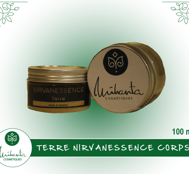 TERRE NIRVANESSENCE CORPS 100 ML | Mihanta Cosmetiques
