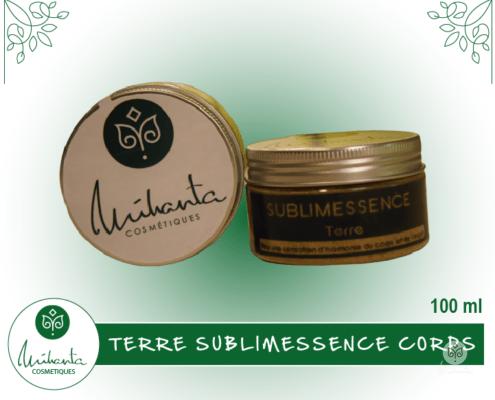 TERRE SUBLIMESSENCE CORPS 100 ML | Mihanta Cosmetiques