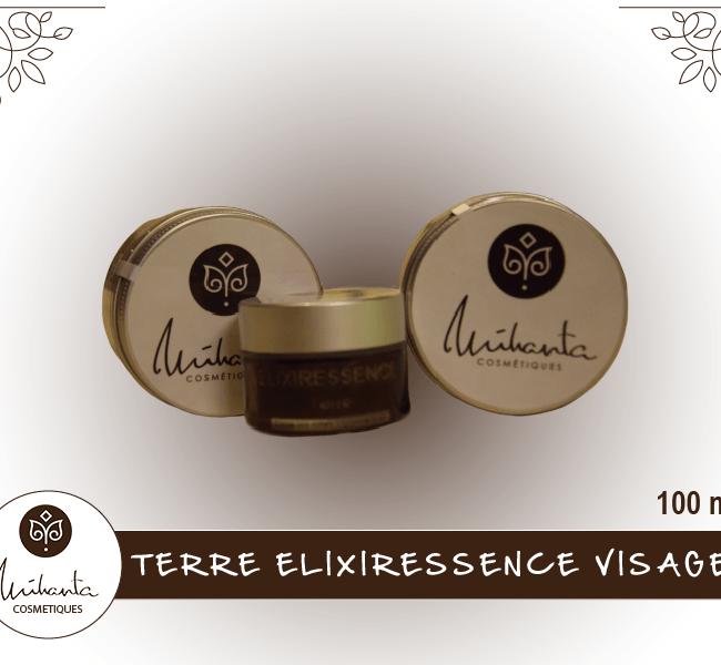 Terre Elixiressence Visage 100 ML | Mihanta Cosmetiques