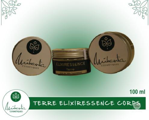 Terre Elixiressence corps 100 ML | Mihanta Cosmetiques